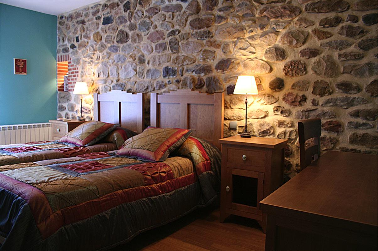 Habitacion Campiza Posada El Arrabal Arenas
