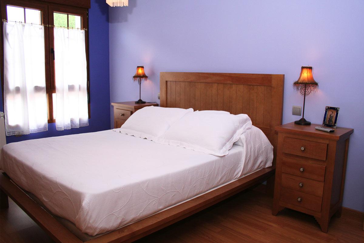 Habitacion Cebilla Posada El Arrabal Arenas
